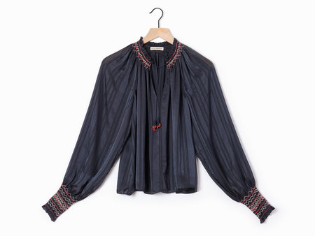 Ulla Johnson Margaret Blouse