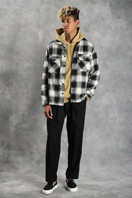 Men's Naked & Famous Flannel Workshirt