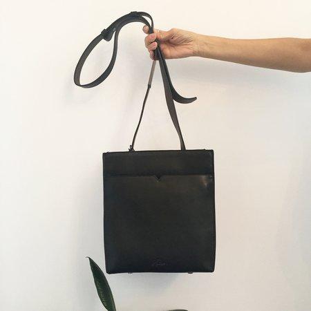 Philo Ivy Market Bag - Black