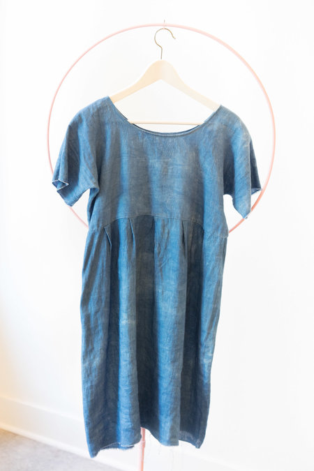 HIGHWAY CLOTHING Hand Dyed Babydoll Dress