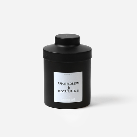 The Carbon Guild Apple Blossom & Tuscan Jasmin Candle