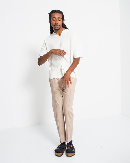 S.K. Manor Hill Tuck Pant