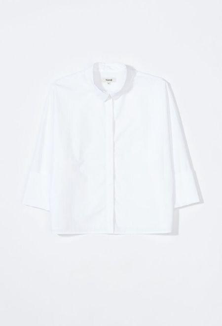 Samuji Lilka Shirt in White
