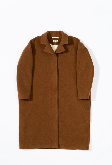 Samuji TERRICA Coat in Brown