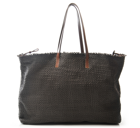 Henry Cuir Caffe Large Tangible Bag