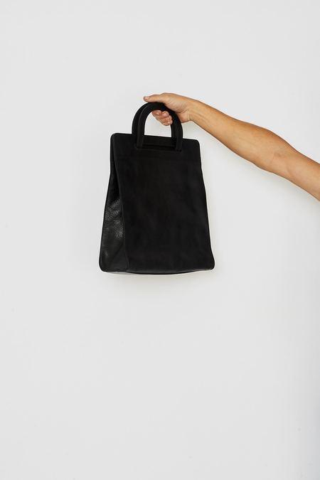Steve Mono Leather Franca Handbag