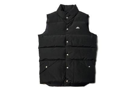 Penfield Outback Vest - Black