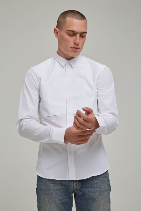 Harmony White Clement Shirt