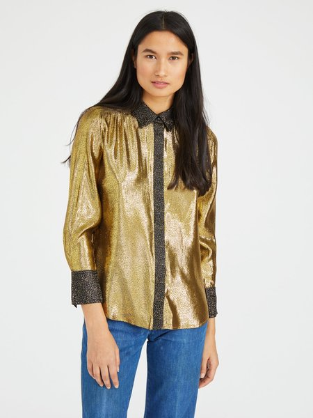 Wray Astral Top - Gold