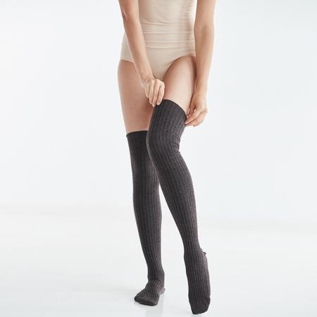 Baserange Overknee Silk Socks