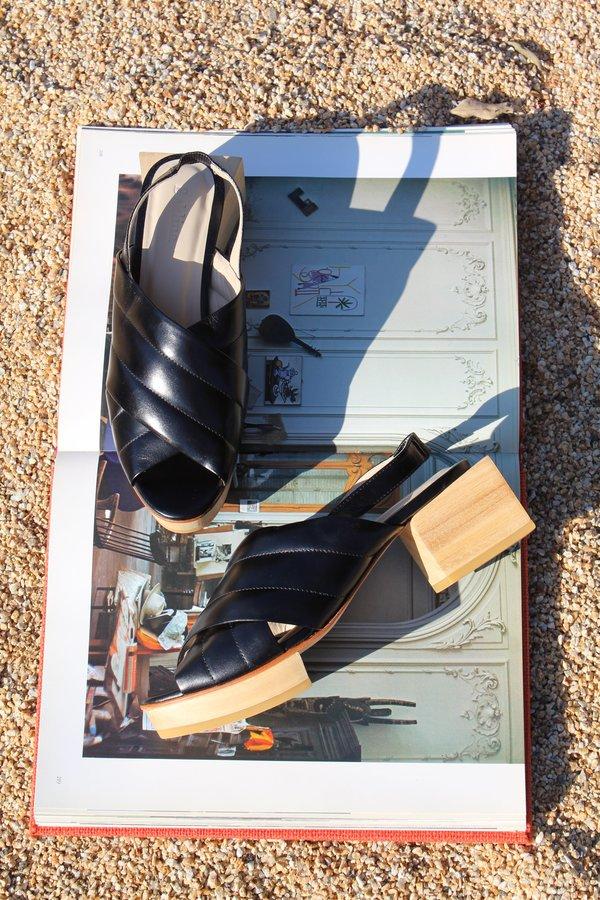 Beklina Picasso Platforms - Black