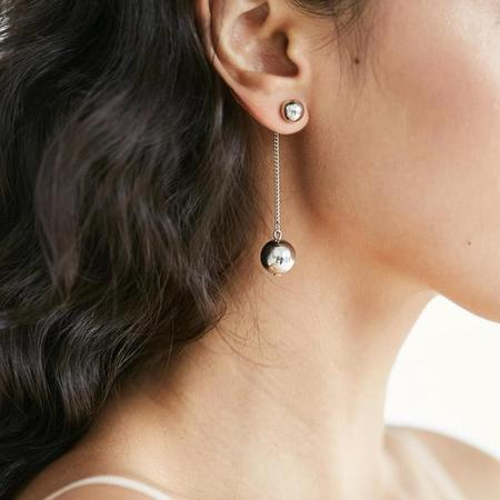Common Muse Nelle Ball Earrings