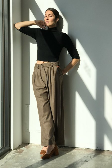 Mi inessVintage Wool Krizia Trouser