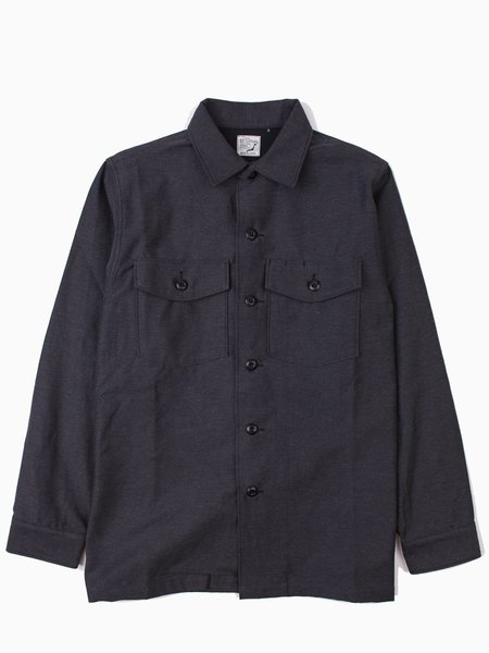 Orslow US Army Shirt - Charcoal Grey