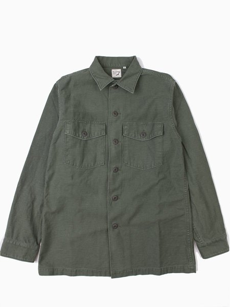 Orslow US Army Shirt Green Used