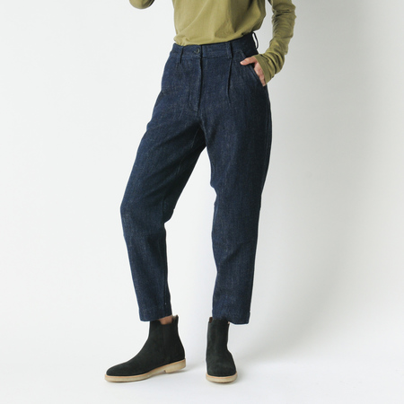 Mill Mercantile Jed Trouser in Indigo