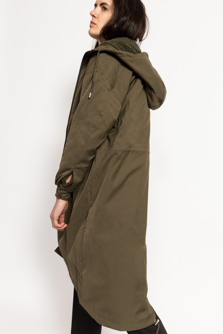 Won Hundred Belle Parka Coat