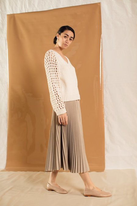 Caron Callahan Elisa Sweater - Cotton