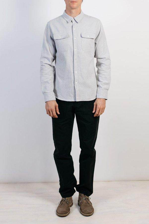 Bridge & Burn Cole - Light Grey Flannel