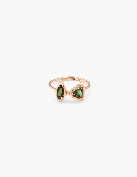 Kathryn Bentley Eye Cluster Ring