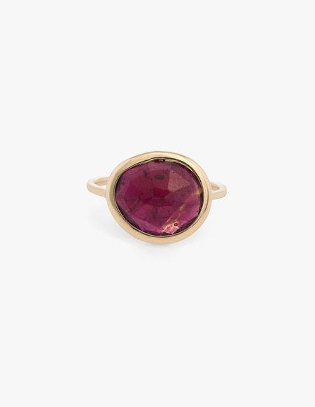 Kathryn Bentley Ruby Slice Ring