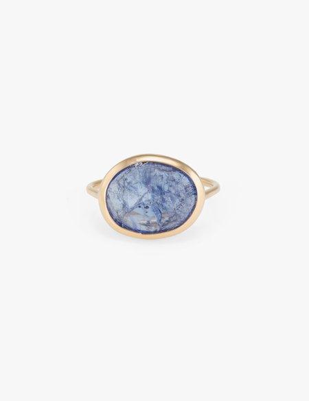 Kathryn Bentley Tanzanite Slice Ring