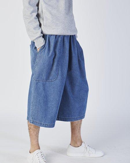 Unisex 69 Duck Denim Pants