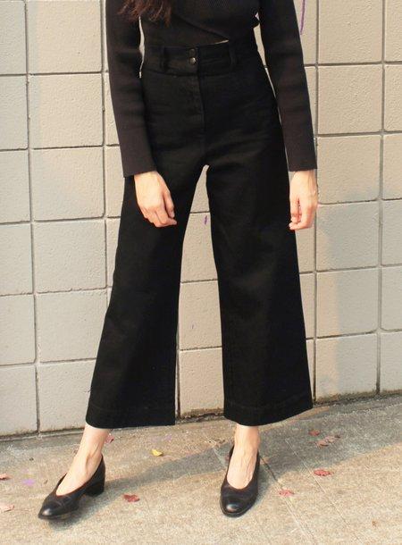 Shaina Mote Utility Pant in Onyx