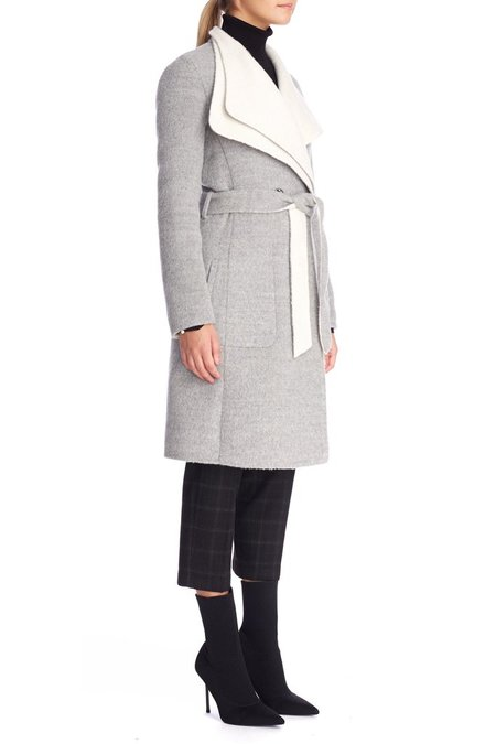 Mackage Esra Reversible Coat - Grey
