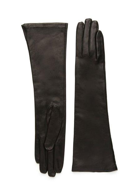 Carolina Amato Elongated Leather Glove