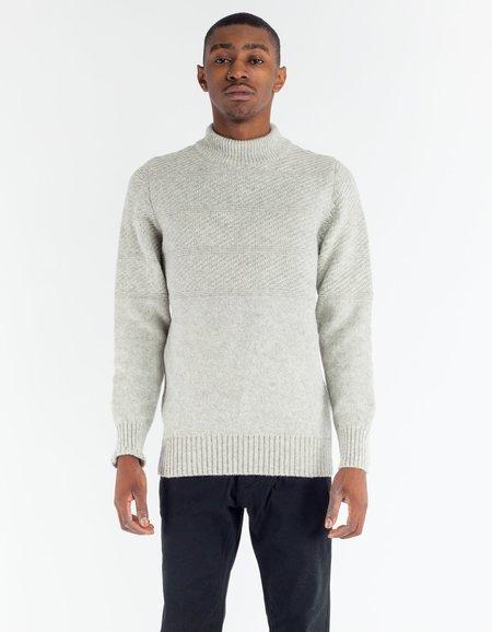 La Paz Joost Sailor Sweater - Grey Mesc
