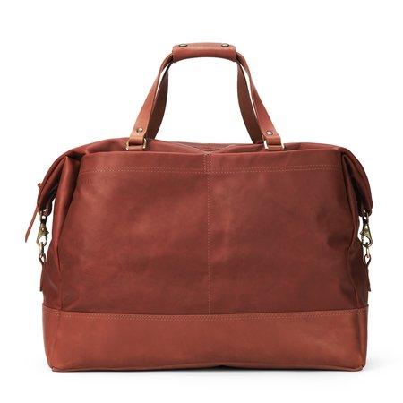 Unisex Lowell Saint-Mathieu Nappa Leather