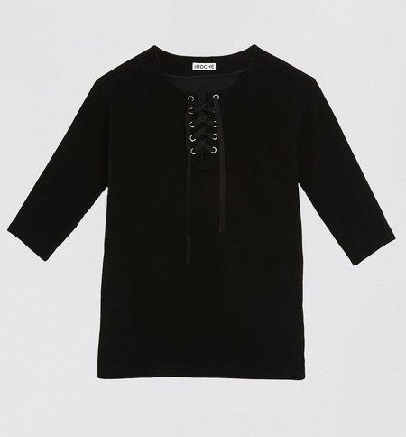 St. Roche Danny Dress - Black