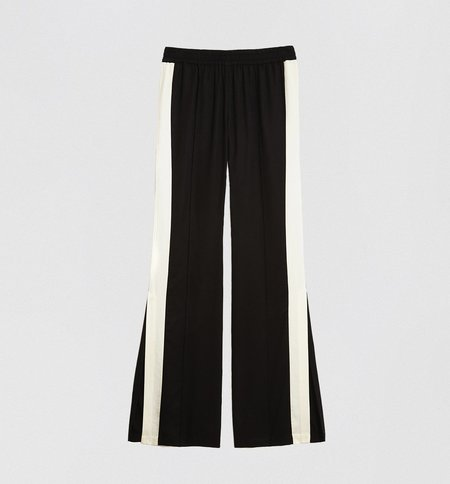 St. Roche Indira Pant - Black/Cream Stripe