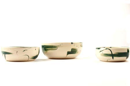 Chris Earl x Alchemy Works Nesting Bowls