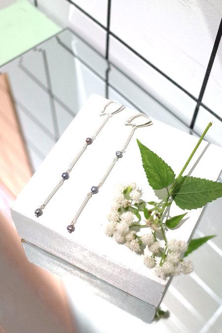 Luz Ortiz Pearl Earrings