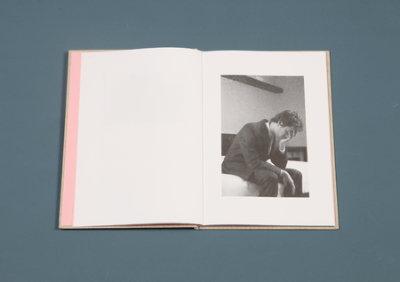 "New Documents ""Sad, Depressed, People"" by David Horvitz Book"