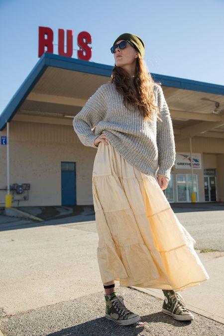 Lauren Manoogian Fisherwoman pullover - Grey