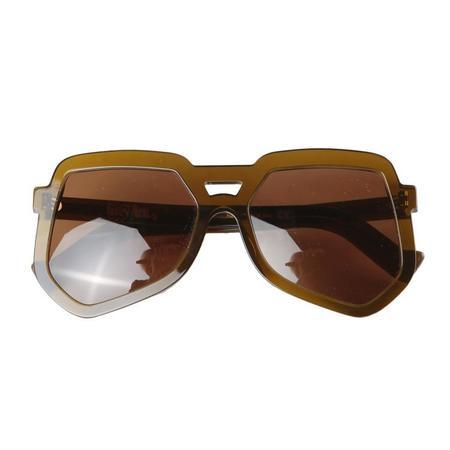 Grey Ant Clip Sunglasses