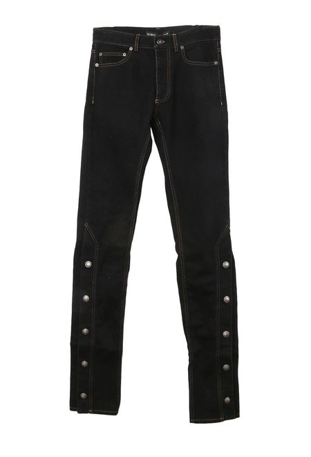 Y Project Cuffed Jeans
