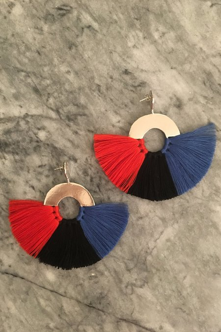 Ora-C Cleo Earrings