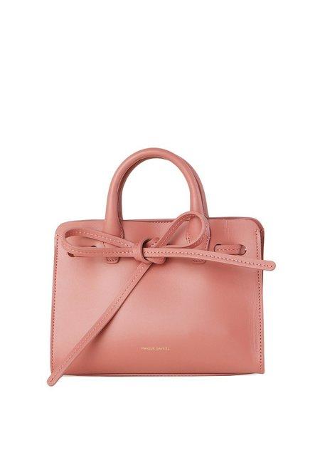 Mansur Gavriel Mini Mini Sun Bag - Blush