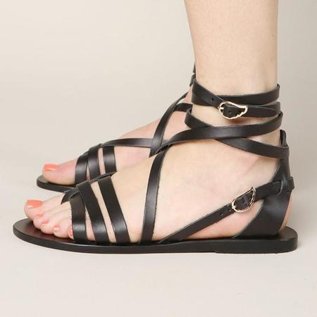 Ancient Greek Sandals Satira Ankle Strap Sandal
