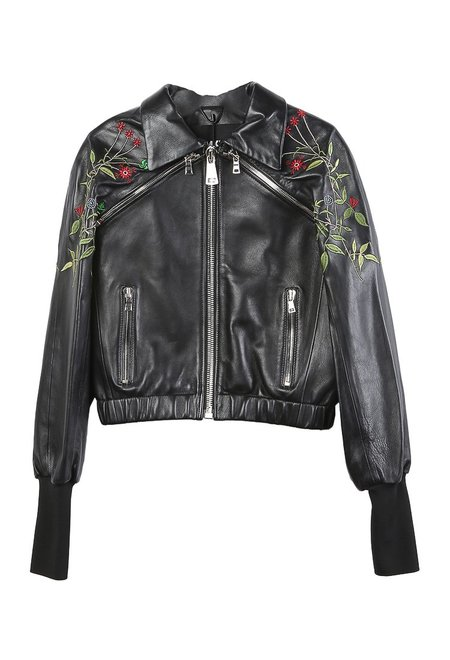 Amkie Talavera Bomber Jacket - Black