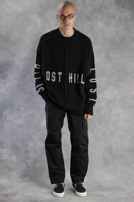 YEEZY Intarsia Sweater