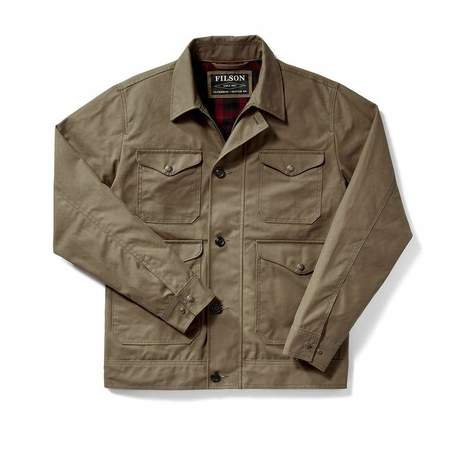 Filson Northway Jacket - Dark Tan