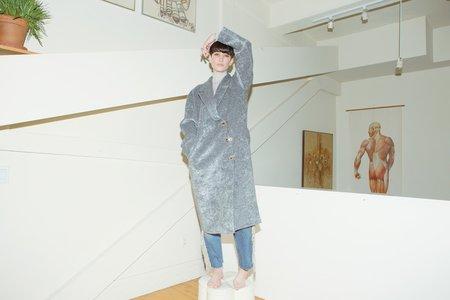 Yohei Ohno Needle Punched Coat