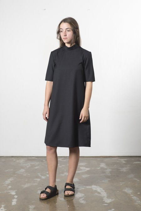GOOD STUDIOS Australian Wool High Neck Dress