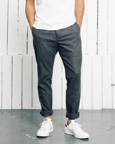 YMC Deja Vú Trouser in Wool Flannel