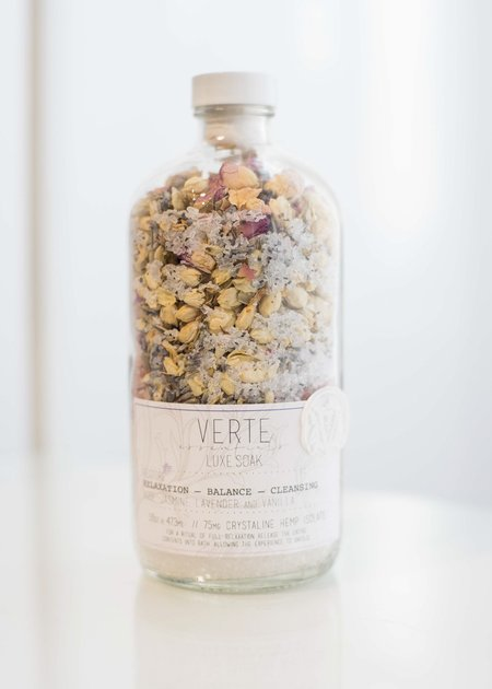 Verte Essentials Restore Luxe Soak